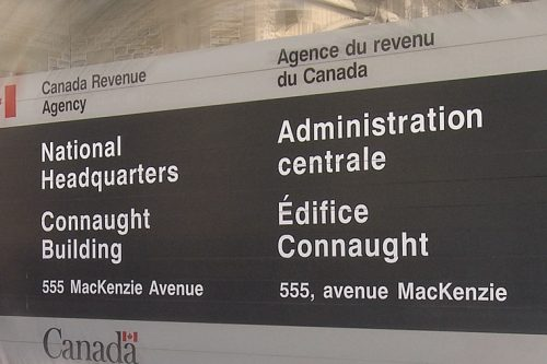 PayPal to Disclose Information to CRA