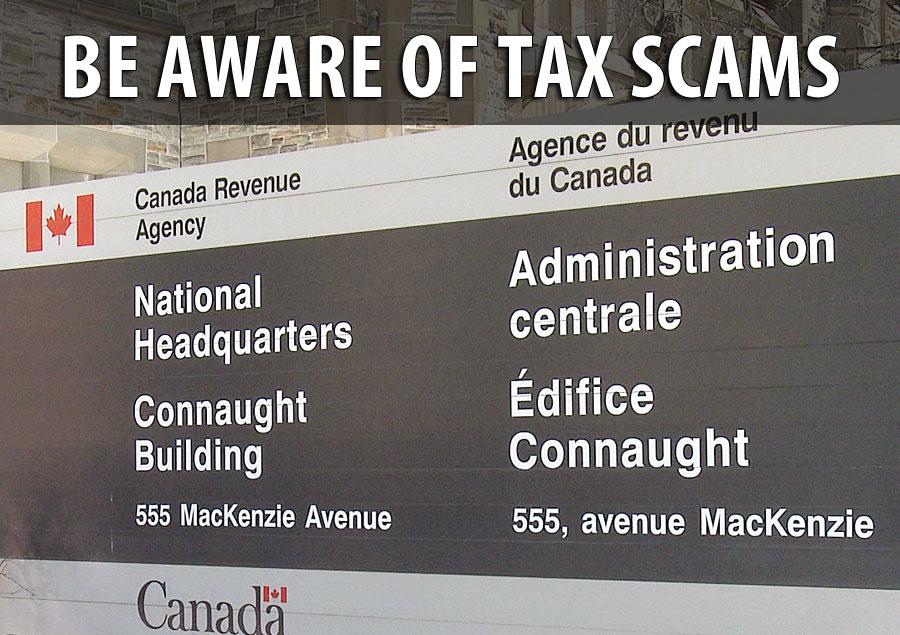 Door to Door Tax Scam